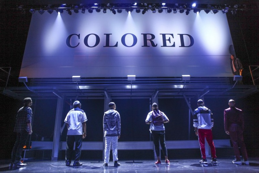 Play 'Thoughts of a Colored Man' to get a Broadway run
