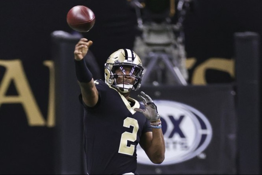 Saints look to Winston, Hill, as they host improving Falcons
